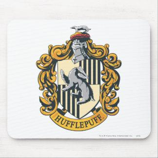 Hufflepuff Crest Mouse Pad Zazzle_mousepad