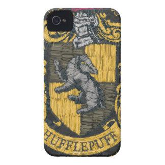 Hufflepuff Destroyed Crest iPhone 4 Cover