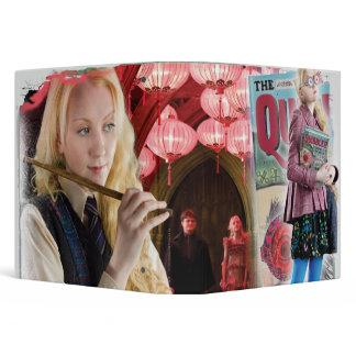 Luna Lovegood Montage Binder Zazzle_binder