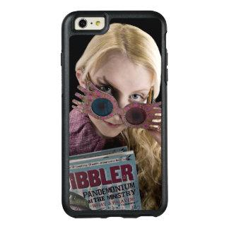 Luna Lovegood Peeks Over Glasses OtterBox iPhone 6/6s Plus Case
