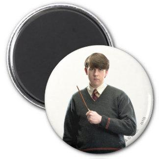 Neville Longbottom Crossed Arms 2 Inch Round Magnet