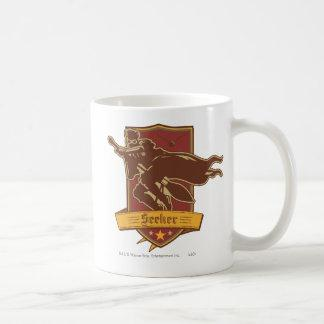 Quidditch Seeker Badge Coffee Mug
