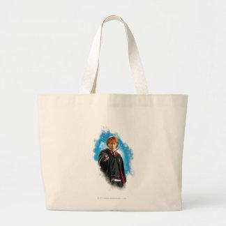 Ron Weasely Large Tote Bag