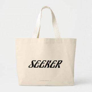 Seeker Jumbo Tote Bag Zazzle_bag