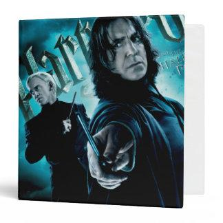 Severus Snape With Death Eaters Vinyl Binder