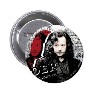 Sirius Black 2 Inch Round Button Zazzle_button