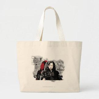Sirius Black Large Tote Bag