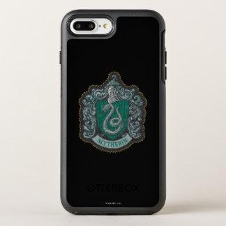 Slytherin Crest 2 OtterBox Symmetry iPhone 7 Plus Case