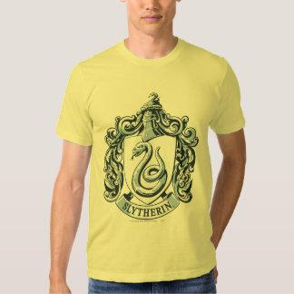 Slytherin Crest Blue T-Shirt Zazzle_shirt