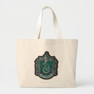Slytherin Crest Large Tote Bag Zazzle_bag