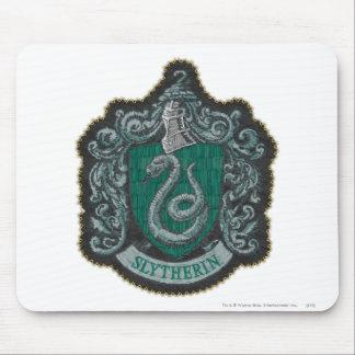Slytherin Crest Mouse Pad