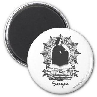 Snape 2 2 inch round magnet