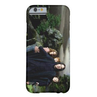 Snape Hermoine Ron Harry Barely There iPhone 6 Case