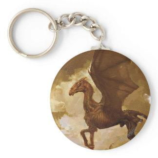 Thestral Keychain Zazzle_keychain